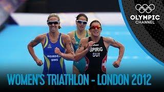 Triathlon - Women   London 2012 Olympic Games