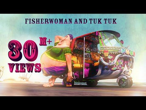 Award Winning short film I Fisherwoman and Tuk Tuk I Short Film I Studio Eeksaurus