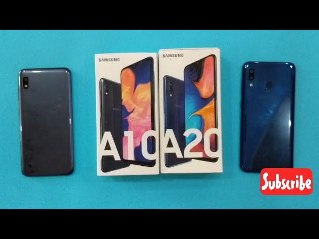 Samsung Galaxy A20 And A10e Coming To T Mobile