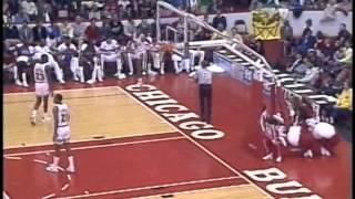 Classic Sports On Videos : 1987-03-13 Pistons@Bulls 3DVD US MASTER SAMPLE