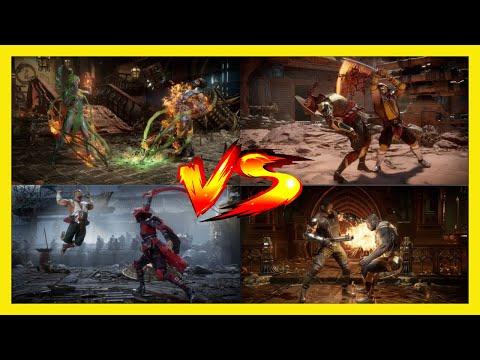Mortal Kombat 11 - O Filme [Dublado] | (1080p60)