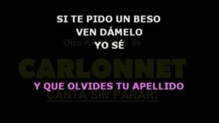 Despacito Luis Fonsi ft Daddy Yankee Karaoke pista mp3