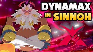 How DYNAMAX Could Work in Pokémon Diamond and Pearl Remakes by Munching Orange
