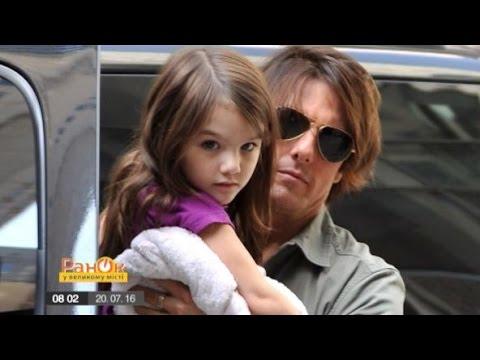 Том Круз боится, что дочь одержима дьяволом