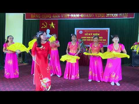 Hội nạn nhân chất độc dacam/dioxin xã Chu Phan kỉ niệm 10 năm thành lập hội
