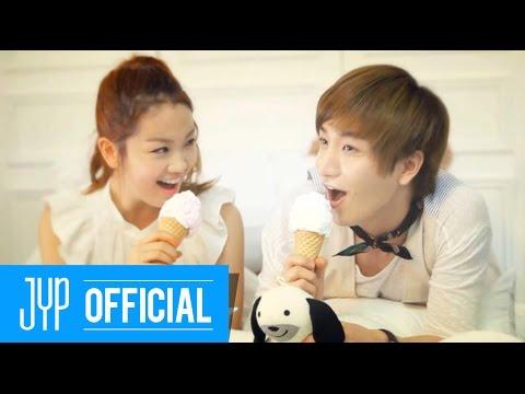 Joo, Lee Teuk - ICE CREAM
