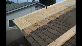 How To Connect New Home Addition To Existing Building – Roof Sheathing And Wall Framing