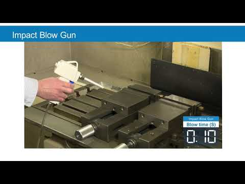 Air Saving Impact Blow Gun IBG