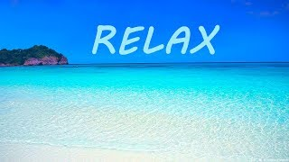 Relaxation - Hypnotic Beach Relaxing Ocean Sounds - Relax