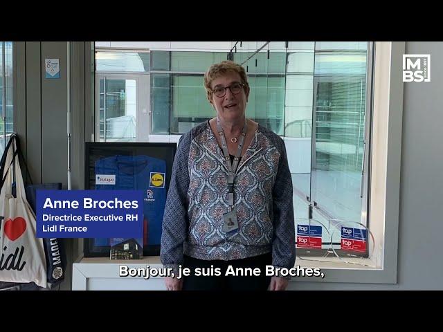 Vidéo Grand Partenaire – Lidl rejoint le cercle des 50 Grands Partenaires de MBS