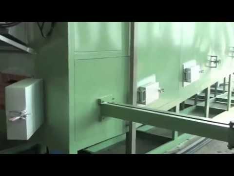 Pre-heating furnace