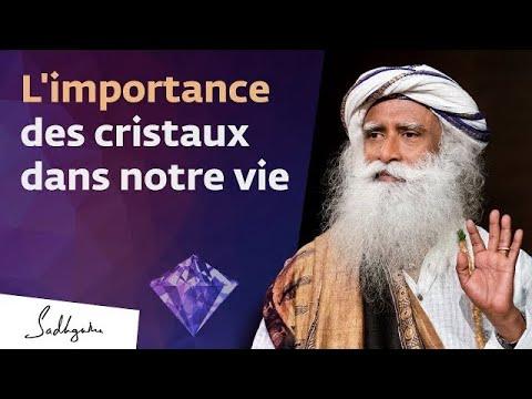 Porter des cristaux peut-il influencer notre destin ? | Sadhguru Français Porter des cristaux peut-il influencer notre destin ? | Sadhguru Français