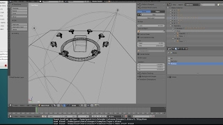 Blender 2.8 Development Demo 2 - Render Layers and Collections Explained