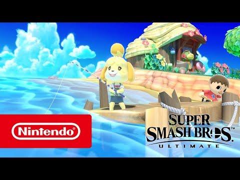 Super Smash Bros. Ultimate : Chain Smashing #3
