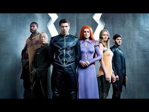 marvel's inhumans full movie and trailer   HD  - bande annonce