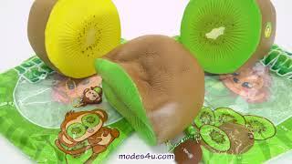 Jumbo Kiwi Squishy