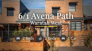 6/1 Avena Path, Waratah West