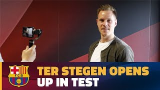 All about Ter Stegen in one minute