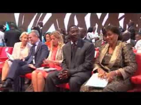 Lancement de la CARMMA par la Côte d'Ivoire