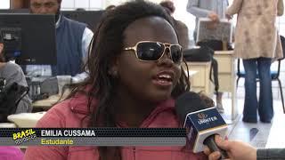 Brasil Repórter mostra realidade dos refugiados em Curitiba