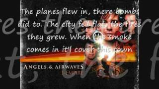 Distraction- Angels and Airwaves- with lyrics
