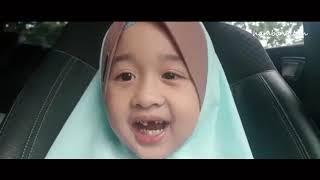 Aishwa Nahla   Shalawat Adik Berjilbab