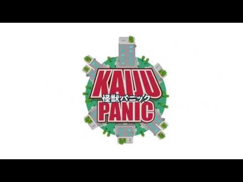 Kaiju Panic Launch Trailer thumbnail
