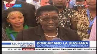 Kongamano la Biashara laendelea katika Kaunti ya Uasin Gishu