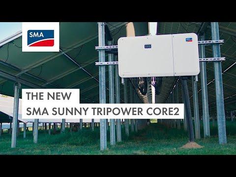 SMA Sunny Tripower CORE2