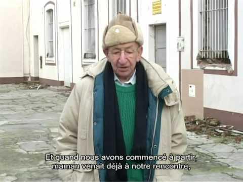 Israël Aviram décrit la prière de Yom Kippour, la veille de l'installation  dans le ghetto