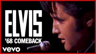 Elvis Presley - Blue Christmas (68 Comeback Special 50th Anniversary HD Remaster)