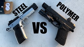 Glock 20 vs the EAA Tangfolio Witness 10mm