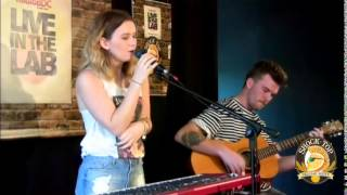 Broods - Never Gonna Change - RadioBDC Live in the Lab concert