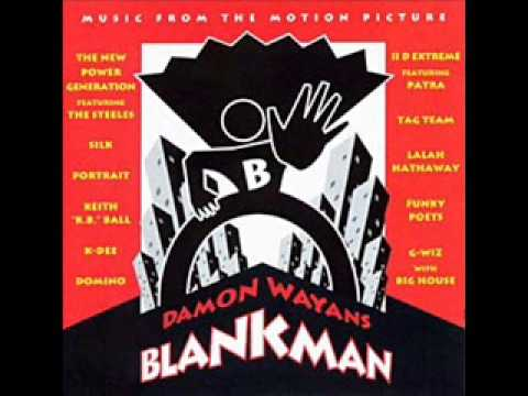 Blankman Soundtrack - Anyone Can Be a Hero