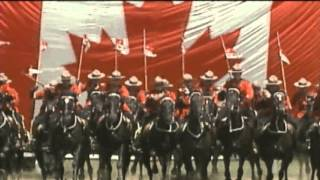 O Canada - The Canadian National Anthem in all of its glory.