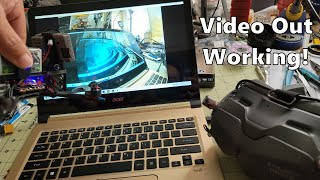 DJI FPV Goggle Video OUT Tutorial ????