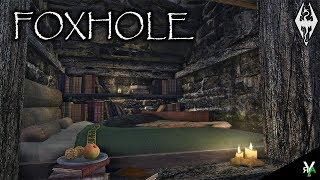 THE FOXHOLE: Thief/Assassin Home!!- Xbox Modded Skyrim Mod Showcase