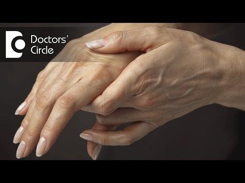 Fájdalom a kéz gerincében és ízületeiben