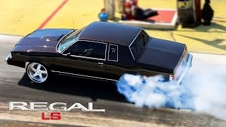 TURBO LS REGAL! 10 SEC STREET SLEEPER! WASTES CLS 55 MERCEDES! BYRON DRAGWAY OPENING DAY!