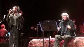 "00091(brunatesseri)""ARABIAN SONG"" Franco e Sakina, dal Diwan .9.12.2013"