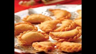 Crispy Peanut Puffs #Festive Fare Series # 1_R2