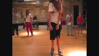 Chachi Gonzales at 13 years old