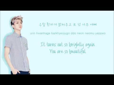 EXO - 좋아 좋아 (I Like You) Remake (Color Coded Hangul/Rom/Eng Lyrics)