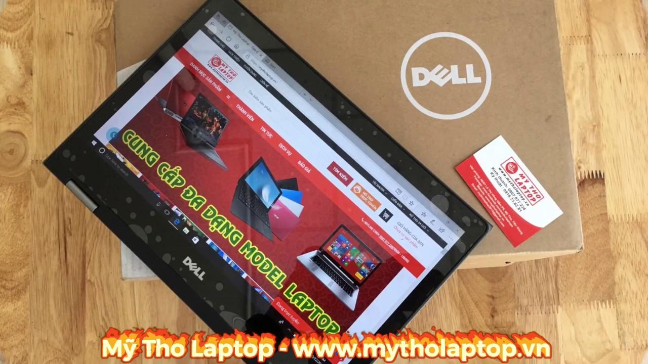 Dell Inspiron 13 5378 Core i5 7200U - Ram 4GB - SSD 128GB - cảm ứng