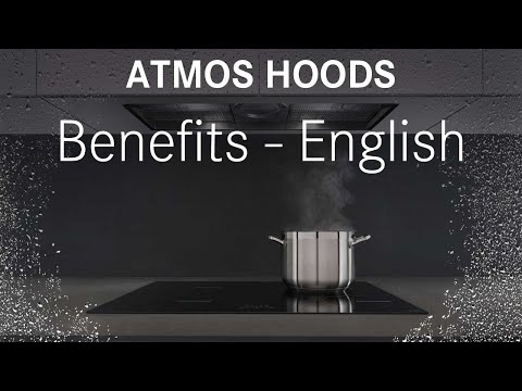 Franke Integrated Hood ATMOS-604 - Stainless Steel / Glass Video 1
