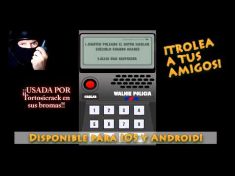 Video of Walkie Policia