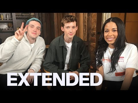 Lauv And Troye Sivan On Their Accidental Duet | EXTENDED - ET Canada
