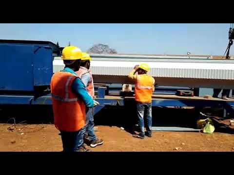 K Span Roof Sheets Making Machine