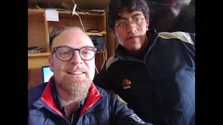 Opmuntrende besøg hos brødre i Andesbjergene