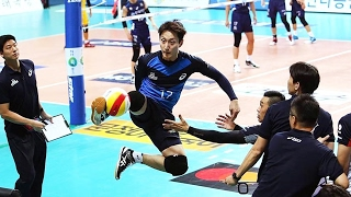 TOP 20 Volleyball Foot Saves (HD)